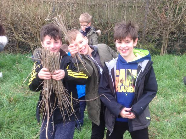 Forest school day 017